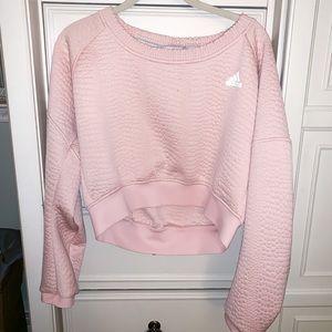 Adidas AKTIV Cropped Pullover